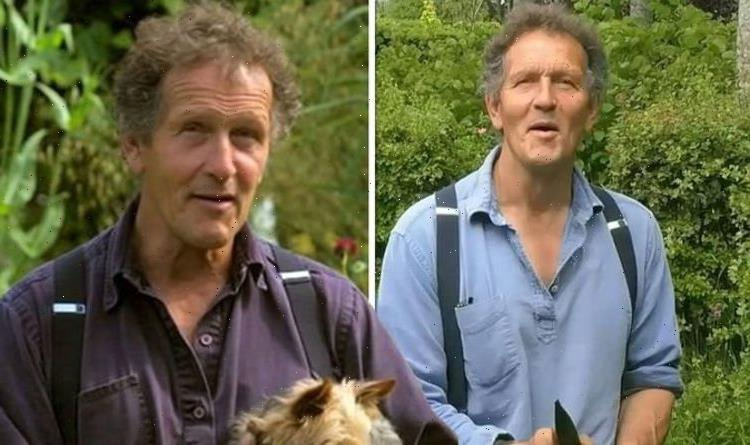 'Am I missing something?' Gardeners' World host Monty Don corrects BBC over tweet