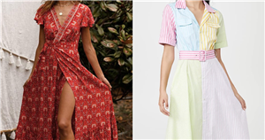 Amazon's Summer Maxi Dress Section Is Enormous, but These 17 Picks Are the Prettiest