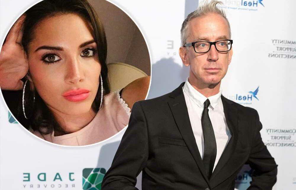 Andy Dick and fiancée Elisa Jordana break up after his assault arrest