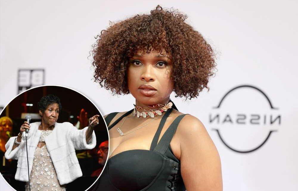 Aretha Franklin said Jennifer Hudson would win an Oscar for playing her