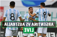 Argentina vs Australia LIVE: Stream FREE, TV channel, team news for Olympic Football group stage game – latest updates
