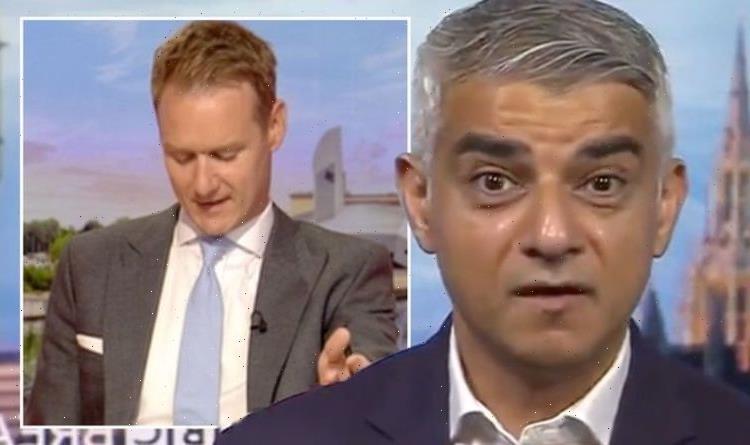 BBC Breakfast viewers vent fury at Sadiq and Dan Walker mask debate: 'Talking rubbish'
