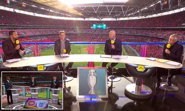 BBC and ITV release their teamsheets for coverage of Euro 2020 final