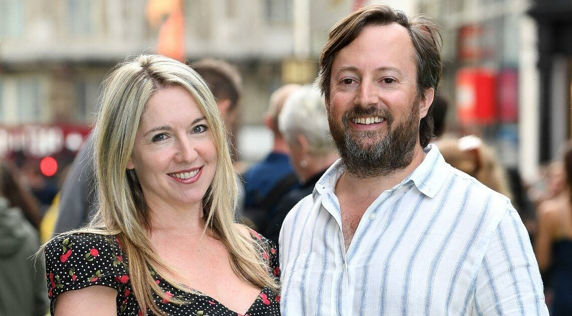 BBC's Victoria Coren Mitchell says David Baddiel played part in meeting husband