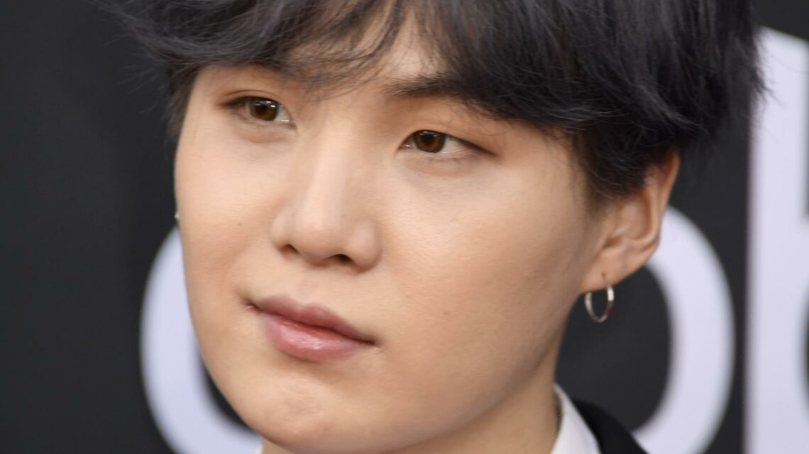 BTS Suga Used To Go By A Different Rap Name