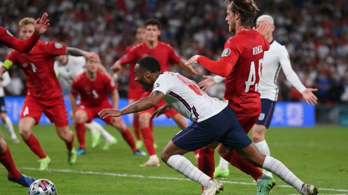 Basketball Ireland chief exec apologises for post about Raheem Sterling penalty