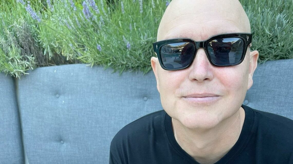 Blink-182's Mark Hoppus Says 'Chemo Is Working' Amid Cancer Battle
