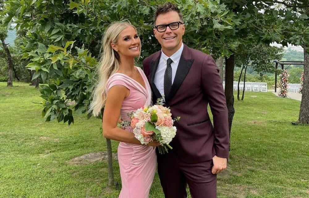 Bobby Bones marries Caitlin Parker in intimate Nashville wedding
