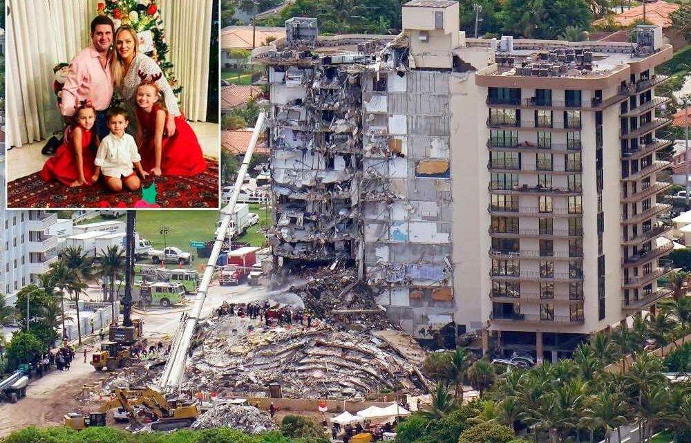 Bodies of Paraguayan first ladys kin found in rubble of Florida building collapse