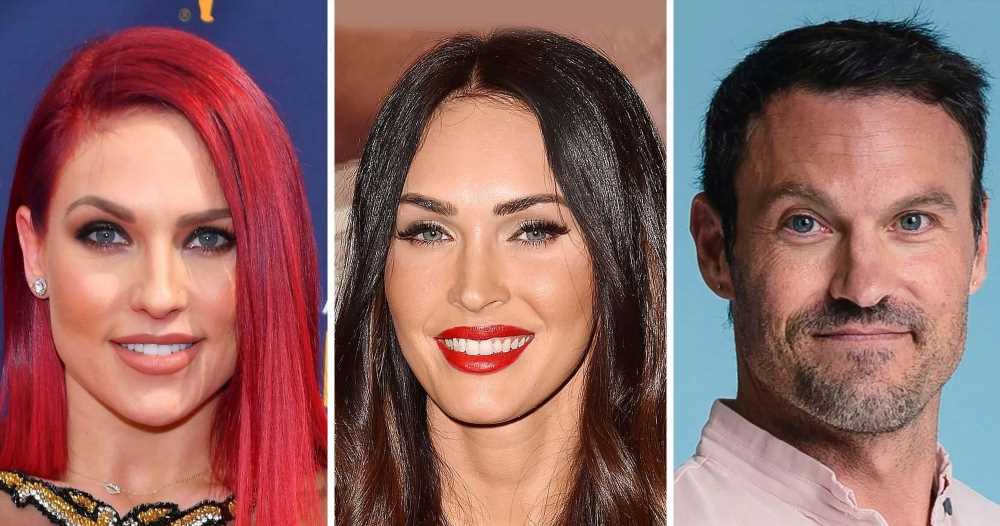 Brian Austin Green Clarifies Whether Megan Fox's Sharna Comment Was 'Petty'