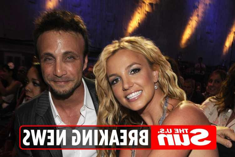 Britney Spears' manager Larry Rudolph RESIGNS & claims star is 'considering retirement' after she accuses him of 'abuse'