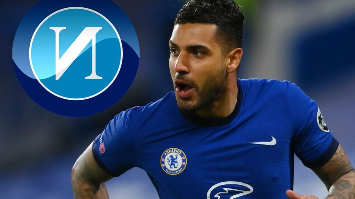 Cheeky Napoli manager hints at Emerson Palmieri transfer and says 'maybe' he has called Chelsea star over move