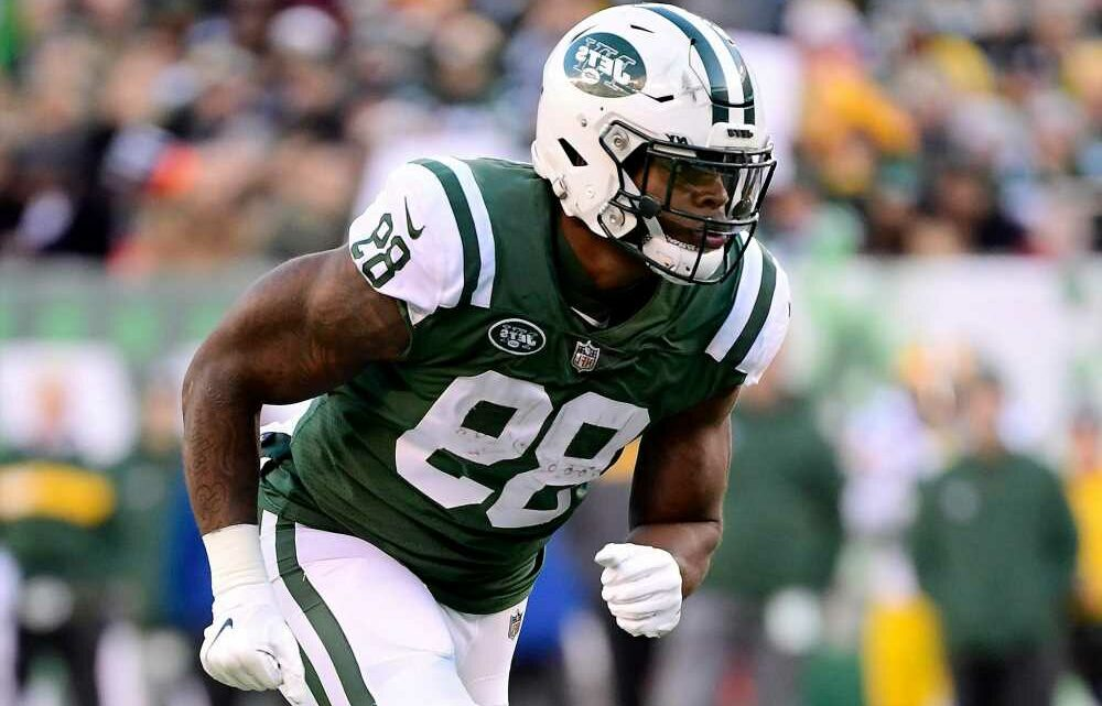 Chris Herndon is Jets biggest mystery heading into 2021