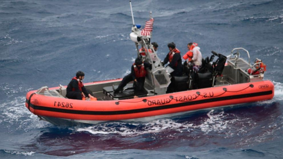 Coast Guard: 13 Cubans rescued, 7 missing off Key West