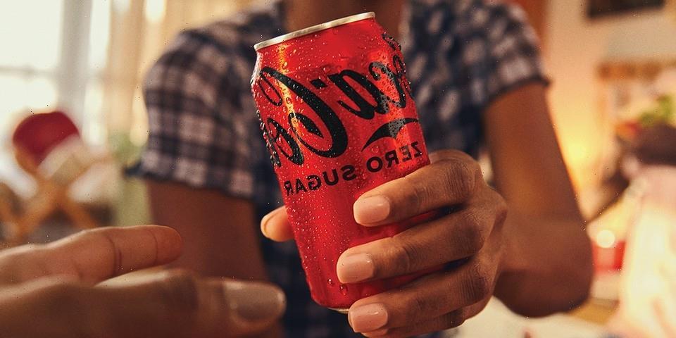 Coca-Cola Zero Sugar Receives a New Recipe
