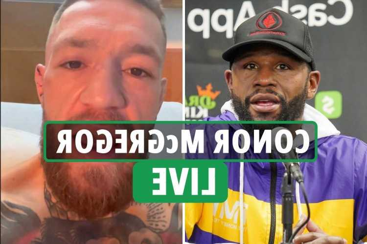Conor McGregor LATEST – Floyd Mayweather continues trolling, Bisping says Notorious should FIRE coach, updates
