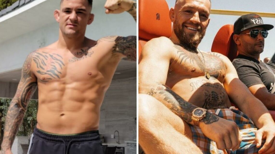 Conor McGregor vs Dustin Poirier 3 fight card and timings: Main card, prelims and early prelims for UFC 264