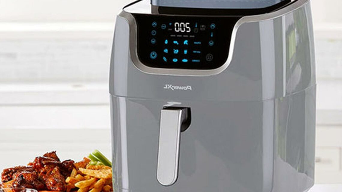 Cook healthier meals with this 10-in-1 air fryer that's 38% off