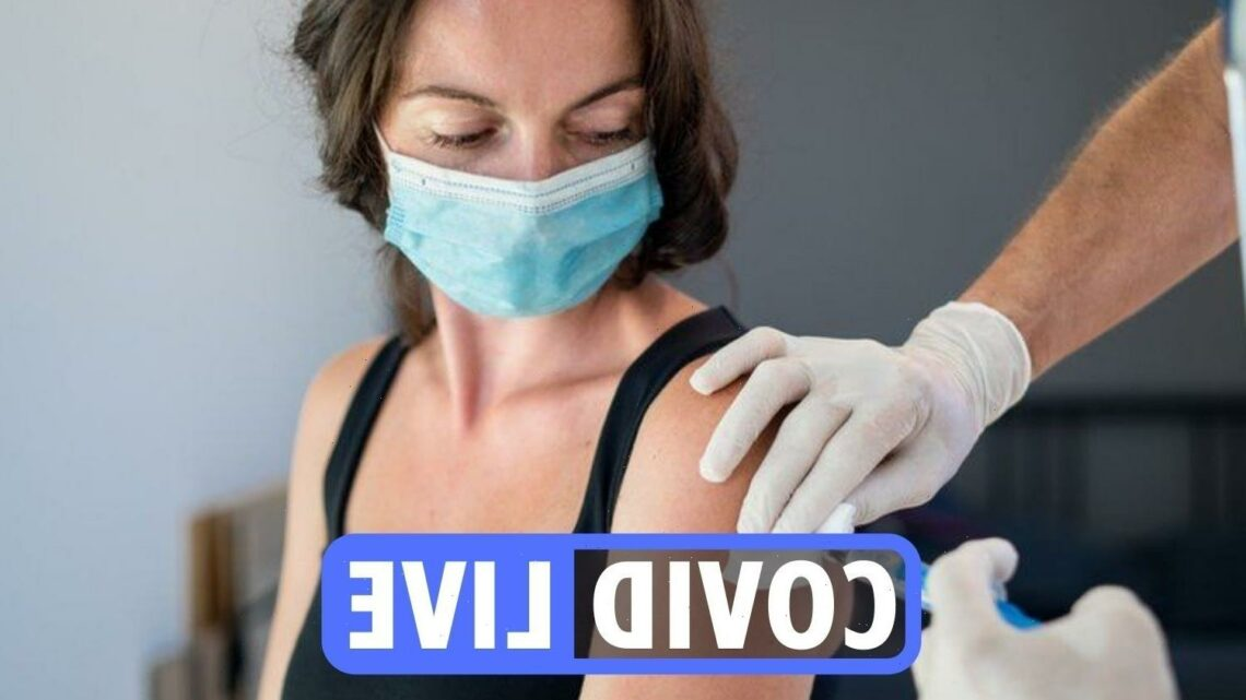 Coronavirus UK news – New vaccine RESISTANT covid strain may be unleashed if cases spiral to 100,000 a day, experts warn