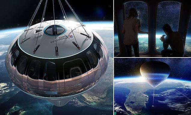Couples could have their weddings in SPACE by 2024