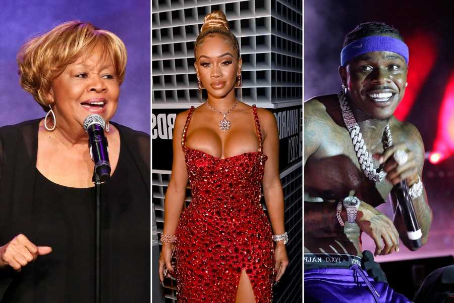 DaBaby, Saweetie, Mavis Staples to Perform at 'Can't Wait' Benefit Concert