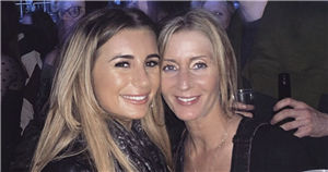 Dani Dyers mum concerned for daughter following split from jailed boyfriend