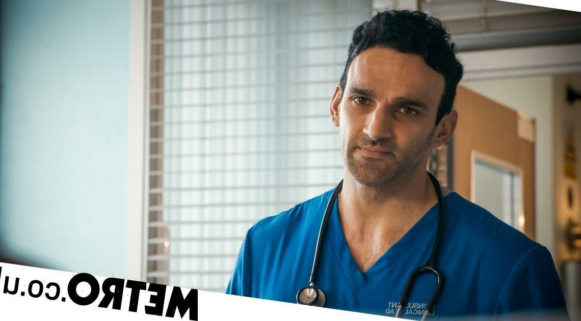 Davood Ghadami reveals thoughts on Kush's death ahead of Holby City debut