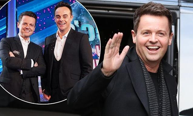 Declan Donnelly's net worth 'reaches a whopping £27.5m'