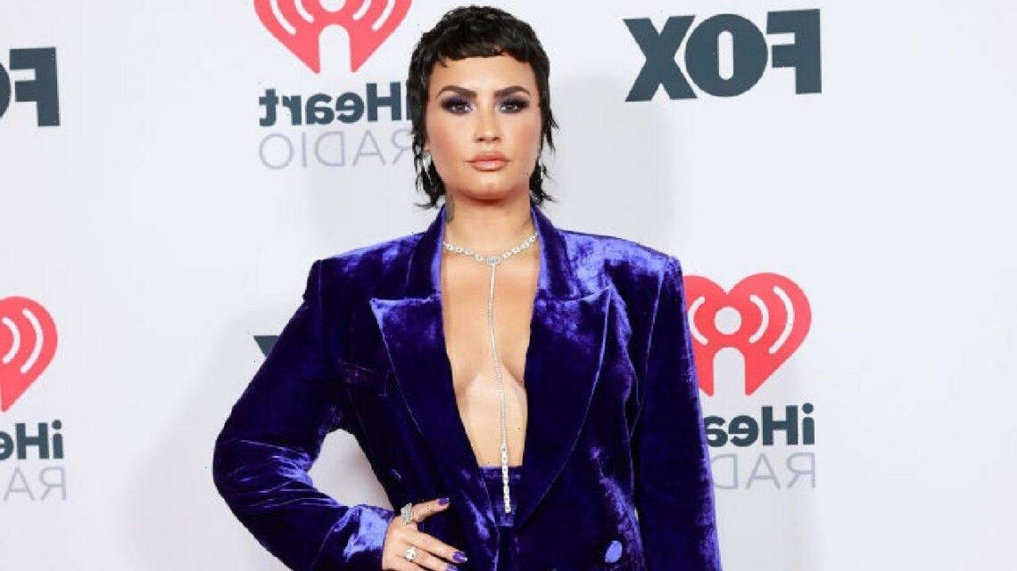 Demi Lovato Grateful for the Effort Made to Remember Their Pronouns