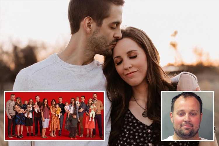Derick Dillard showers wife Jill Duggar with love after opening up on 'controlling behaviour' in Counting On