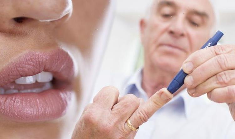 Diabetes type 2: The four peculiar mouth symptoms warning of high blood sugar
