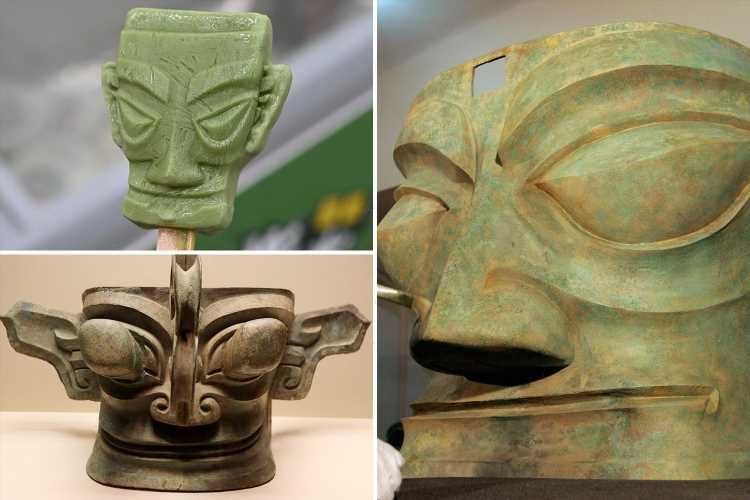 Did ancient aliens invade China? Bizarre relics fuel conspiracies… as Beijing launches probe into modern-day UFOs