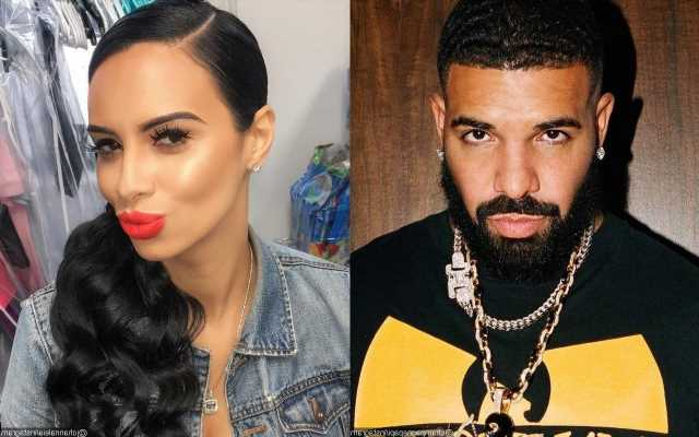 Drake and Johanna Leia Have Been Dating for Months While He's Mentoring Her Son