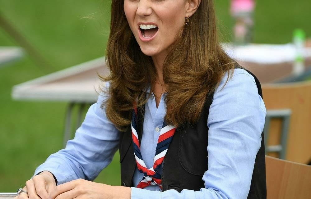 Duchess Kate didn't go to the statue unveiling because the 'family' asked her not to