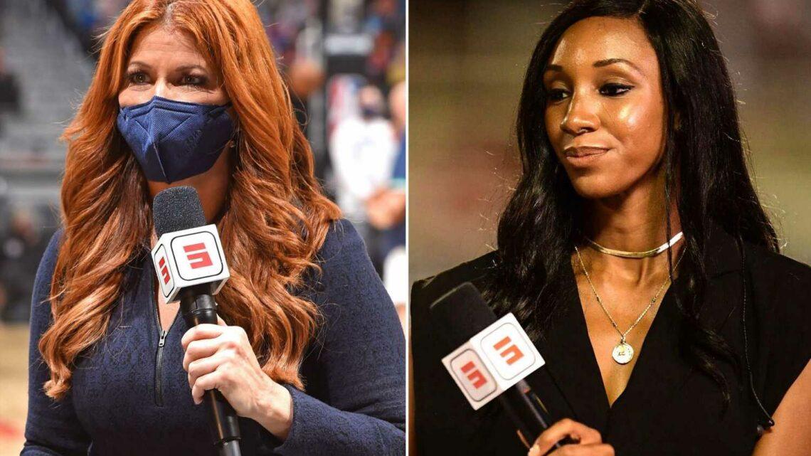 ESPN, Rachel Nichols and Maria Taylor all look bad in this drama