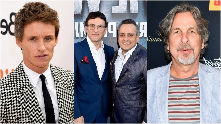Eddie Redmayne to Star in Cambridge Analytica Film for Russo Bros' AGBO, Peter Farrelly in Talks to Direct