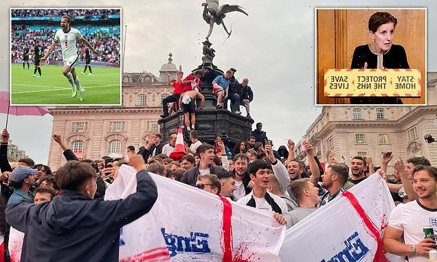 Euro 2020: England fans should watch game against Ukraine OUTSIDE