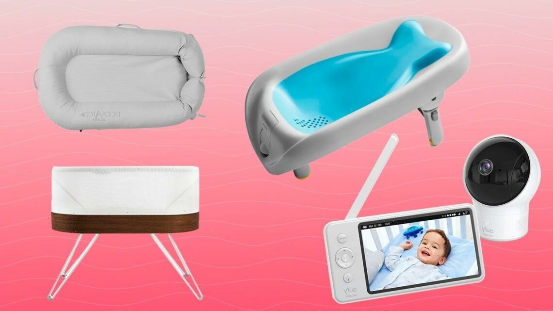 Everything You Need to Add to Your Baby Registry
