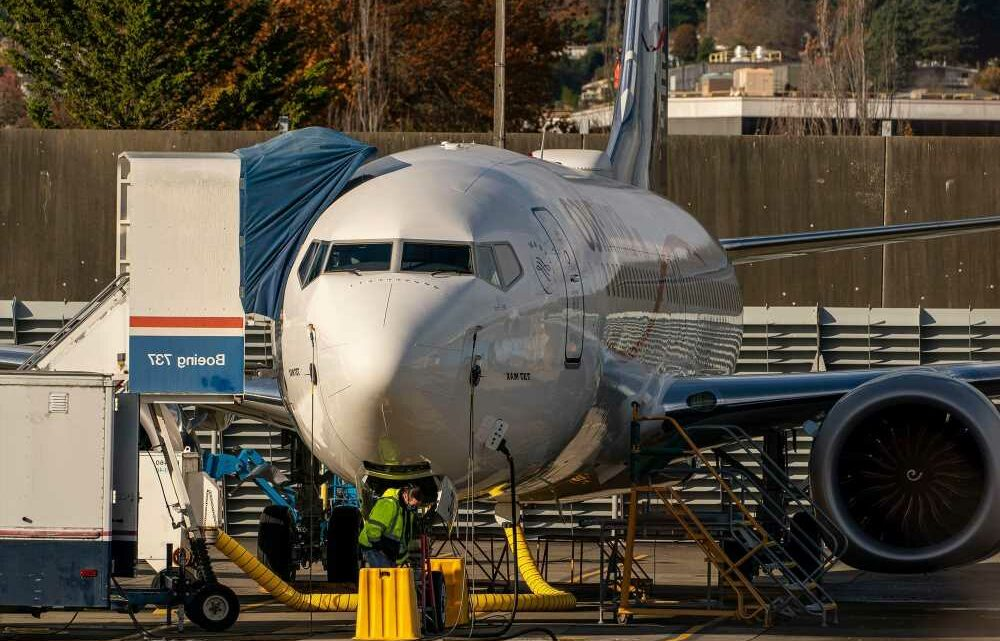 FAA orders checks on all Boeing 737 planes for possible air pressure switch failures