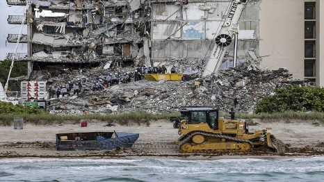 Florida condo collapse: 2 latest victims ID'd, including mother of 7-year-old found in rubble