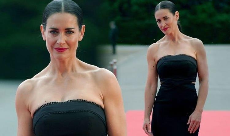 GB News' Kirsty Gallacher steals limelight at Pride Of Scotland Awards in strapless gown