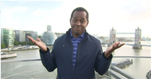 GMB turns awkward as Andi Peters takes brutal swipe at Alex Beresford's suit