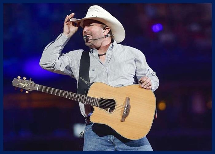 Garth Brooks Shares New Single 'That's What Cowboys Do'