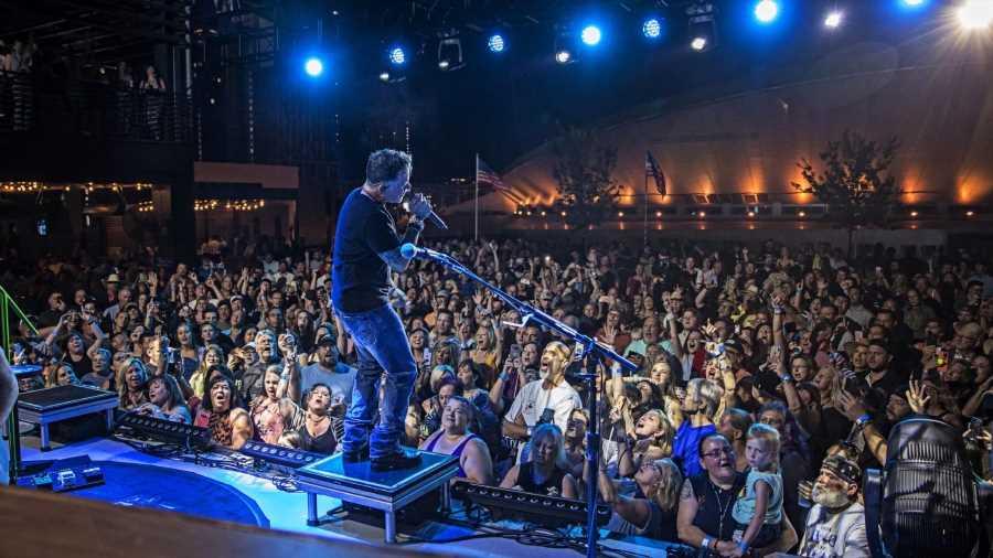Gary Allan Announces 'Live From Nashville' Livestream Concert