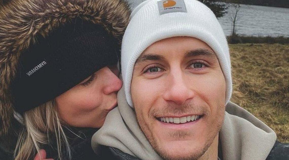 Gemma Atkinson confesses she was holding bag of dog poo when Gorka proposed