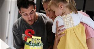Gemma Atkinson throws alfresco birthday bash at home for her daughter Mia's 2nd birthday