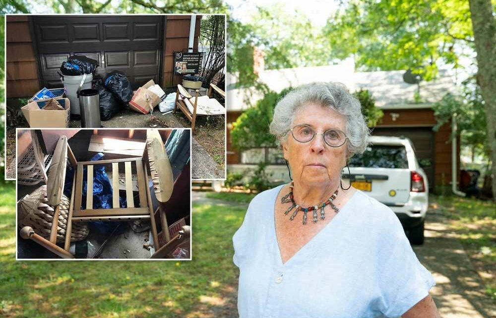 Hamptons 'squatter' won't vacate rental for Holocaust-surviving owner
