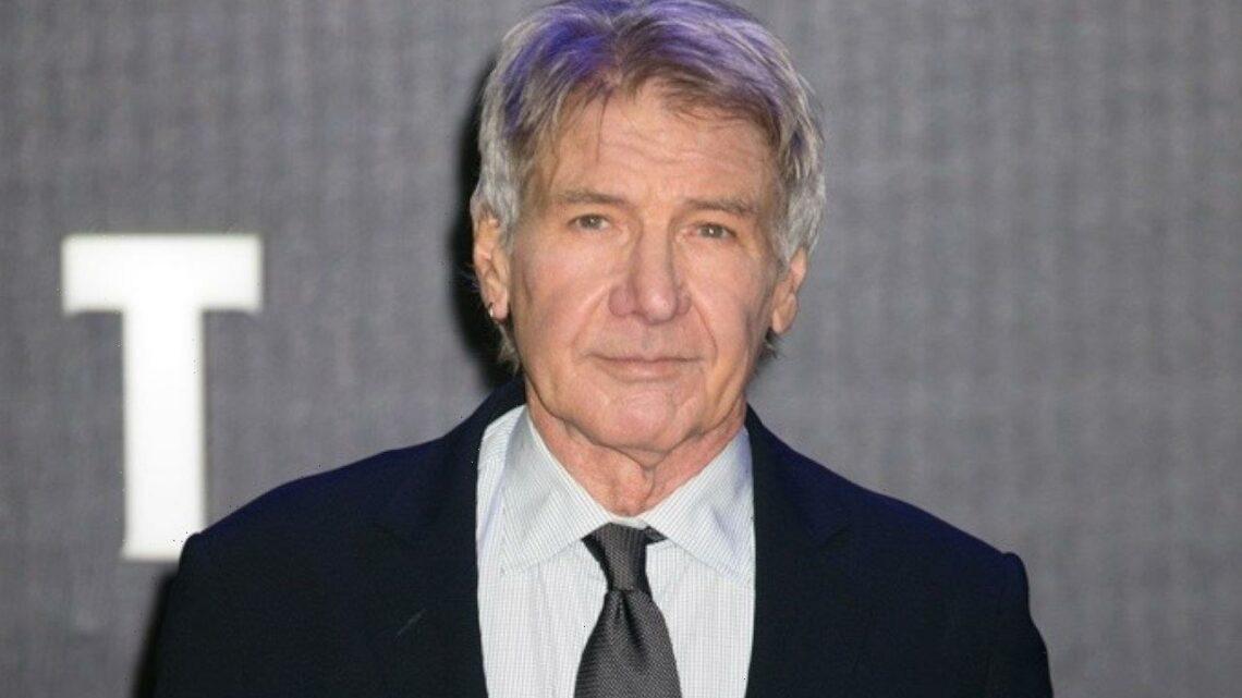 Harrison Ford Spotted Wearing Arm Sling After Getting Injured on Indiana Jones V Set