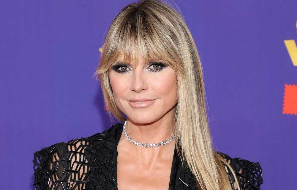 Heidi Klum says it's 'about time' for Victoria's Secret rebrand