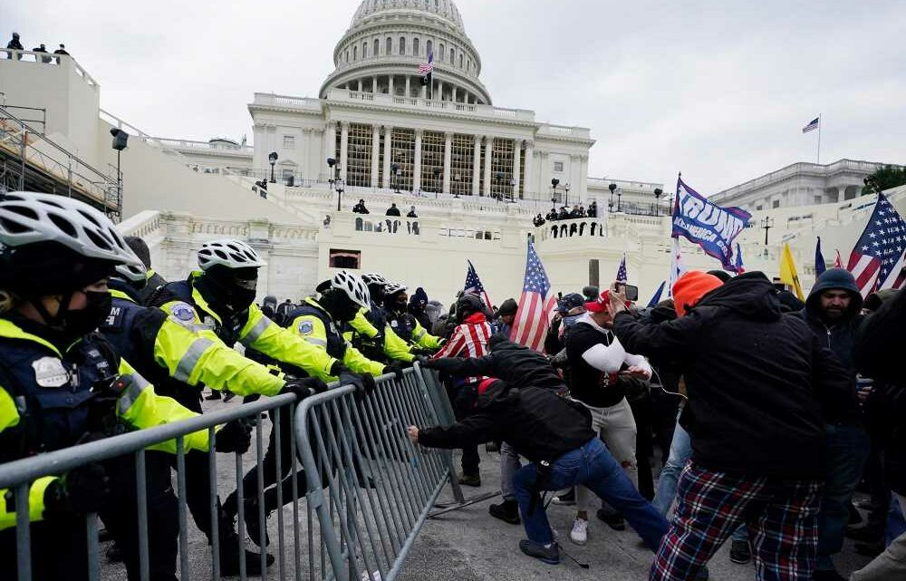 Here's when House panel plans to hold first hearing on Capitol riot